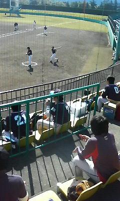 中5JC野球大会・・・。